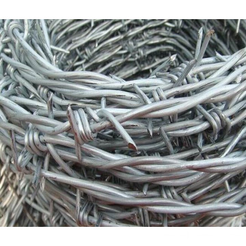 High Quality Double Strand Barbed Wire