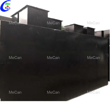 Good quality industrial MBR wastewater treatment