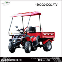 150cc/200cc Newest Gy6 Engine Farm ATV/ Farm UTV with Reverse Gear Hot Sale (ZYA-13T-10)