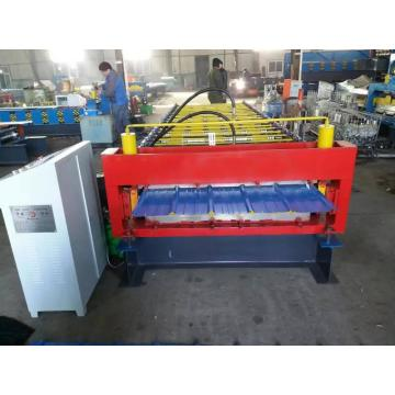 Professional+Double+Plate+Colored+Steel+Roll+Forming+Machine
