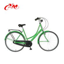 Alibaba China fábrica barato chopper bicycles para venda / boa qualidade única velocidade da bicicleta da cidade de bicicleta / 28 polegada bicicleta tradicional