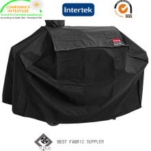 100% Polyester PVC Coated Oxford 600d Grill Cover Fabric with Soft Handfeeling