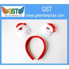 9.6 Inches Christmas Santa Headband
