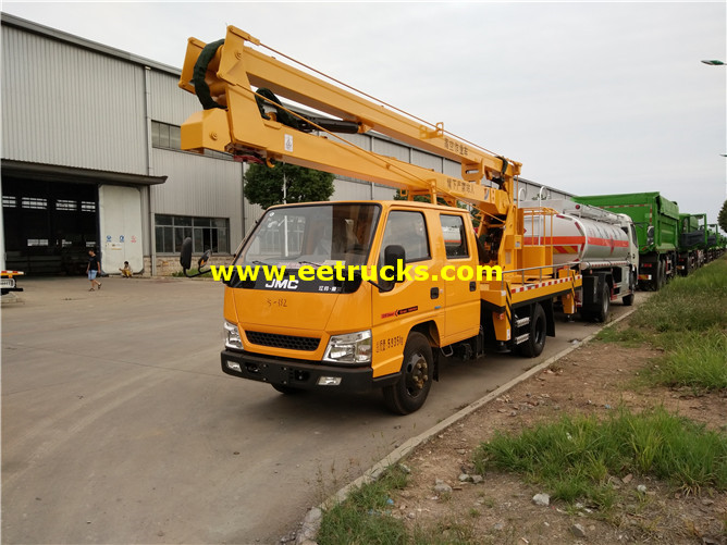 JMC Telescopic Aerial Lift Trucks