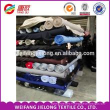 Coton TC CVC Sergé 65/35 20 * 16/128 * 60 150 CM uniforme Tissu pour le vêtement textile 100% coton sergé tissu