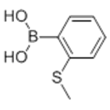 Boronic acid,B-[2-(methylthio)phenyl] CAS 168618-42-6