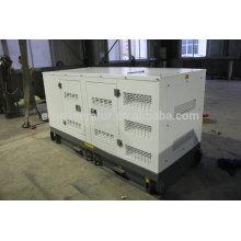 Generadores diesel portátiles refrigerados por agua súper silenciosos de 6kw con motor Kubota
