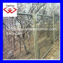 Profesión de la fabricación de la valla de enlace de cadena (malla de alambre de diamante)