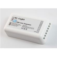 Regulador de luz de MI puente de receptor WiFi 3.0 caja RGB Color