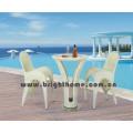 Mobília ao ar livre do Rattan (série da gaivota) (BP-904)