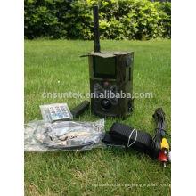 Cámara del juego de la caza de la visión nocturna de 12mp 3G MMS GPRS del G / M con la detección de movimiento de PIR,