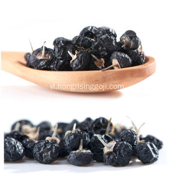 Black goji khô wolfberry