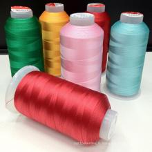 Fil de broderie 100% polyester120d / 2, 150d / 2