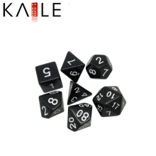 Top Quality Custom Printed Polyhedral Bulk Dice Wholesale
