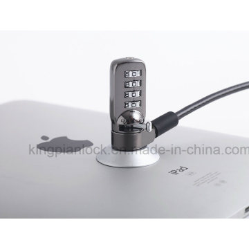 Digit Combination PC Lock for Tablet Computer and Laptop