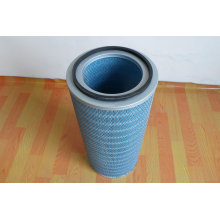 Cartucho de filtro de aire Cylindrical USA Donaldson de repuesto