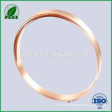 tira bimetálica de aleación metal cobre revestido de plata