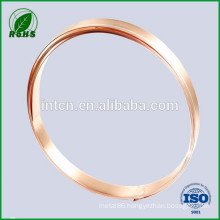 silver clad copper metal alloy bimetal strip