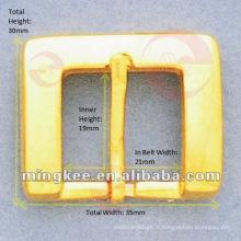 Boucle de ceinture / sac rectangulaire (M14-208A)