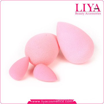 2015 The Best Selling latex free soft makeup blender sponge puff