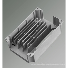 El fabricante de China a presión el disipador de calor de la fundición