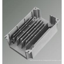 As peças de alumínio fundido morrem dissipador de calor da carcaça