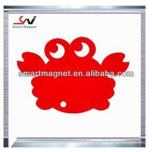 Пользовательский логотип и сформированный рекламный автомобильный магнит