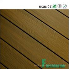 Конкурентоспособная Цена Водонепроницаемый деревянный пластичный составной WPC Открытый настил