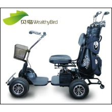 24V 800W Electric Golf Carts 413G-1