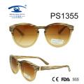 Новые солнцезащитные очки для ПК с круглой рамкой (PS1355)