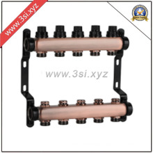 Copper Water Separator for Floor Heating System (YZF-M837)