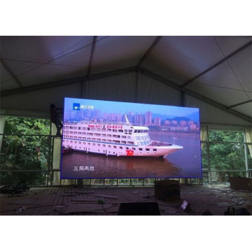 P3.9 SMD2525 Outdoor Rental LED-display
