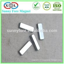 bandes magnétiques à bloc pour vêtements