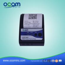 Impresora termal directa del recibo de la cuenta del PDA de 58m m IOS / Android