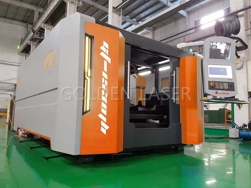 fiber laser cutting machine metal GF-1530JH