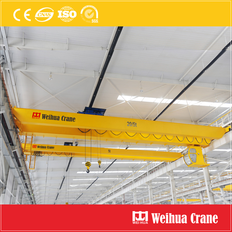 Fem Double Girder Overhead Crane