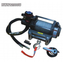 12000 lb Hydraulic Towing Winch