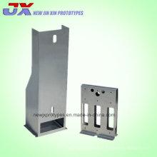 Pièces de pliage soudant des pièces de emboutissage en acier de fer en métal