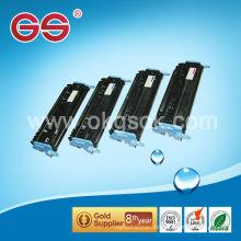 Tóner de color cartucho Q6000 para HP laserjet 1600