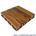 Бассейн Деревянный пол плитки приятный дизайн