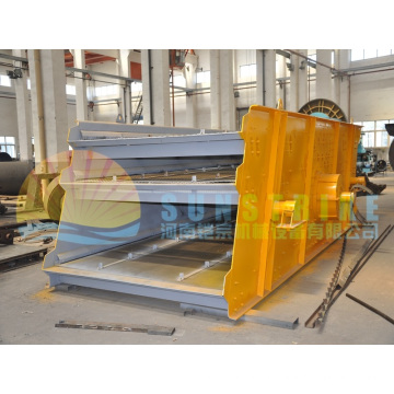 China Qurry Plant Mining Sand Gravel and Stone Vibration Screen