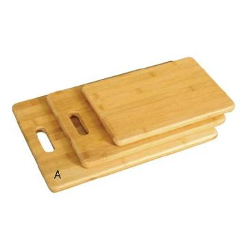 Lowest Price for Bamboo Cutting Chopping Board 3pcs Bamboo Cutting Board With Handle export to Mayotte Importers