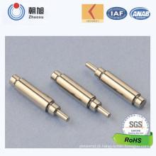 China Fornecedor ISO 9001 Custom Made Precisão Integral Eixo Chave Do Cosseno Integral