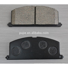 Ceramic disc brake pad for Toyota corolla D242