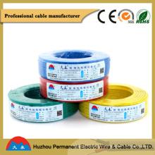 PVC-isolierter, nicht ummantelter, flexibler elektrischer Draht