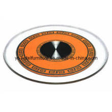 2014 New Style Durable Elegant Hotel Rotary Table (CH-ZP10)