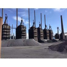 Matières premières de fonderie d'additif de carbone