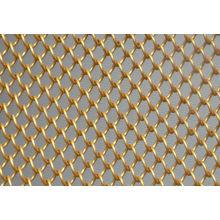 Malha de arame decorativa de aço inoxidável