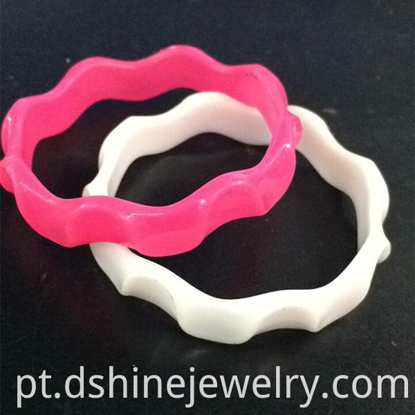 Fancy Baby Bangle Bracelet