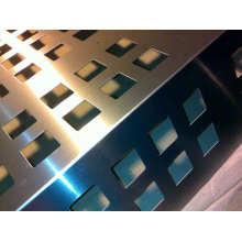 CNC подвергая механической обработке Алюминиевый листового металла изготовление деталей машин с поворотом